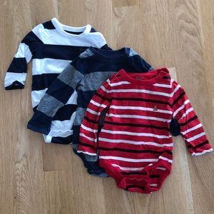 Baby gap onesie bundle 6-12 months